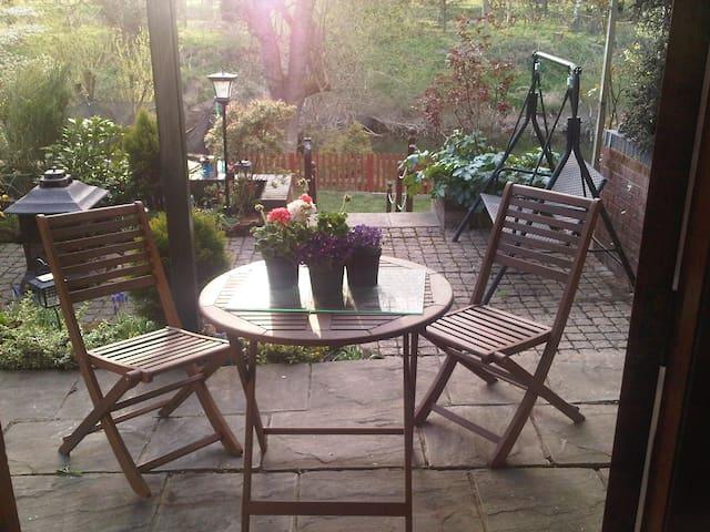 Peaceful riverside location  - Shrewsbury - Leilighet
