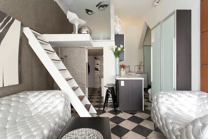 Modern Artist's Lofts/Hayes Valley - San Francisco - Loft