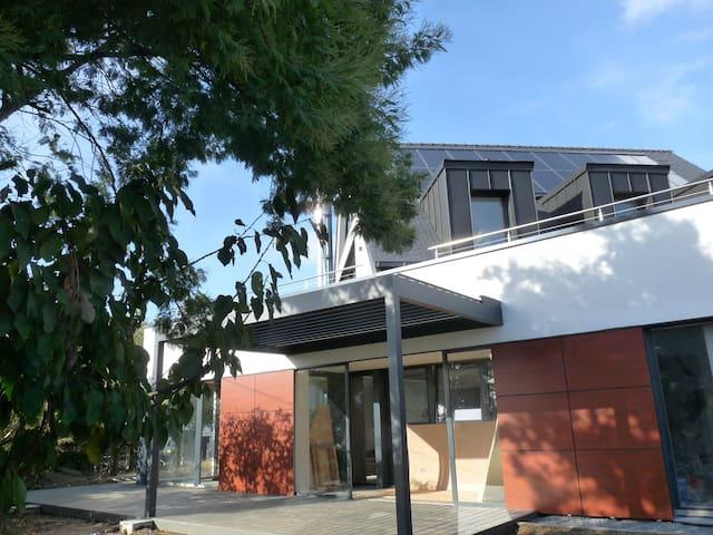 Appart. 100 m2 maison d'architecte - La Turballe - Lägenhet