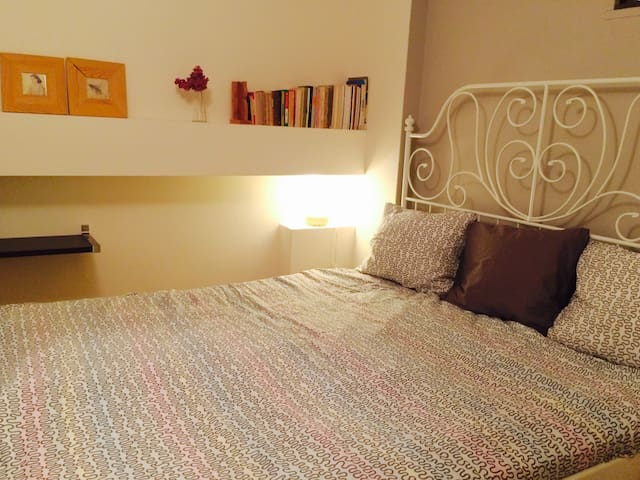 Cozy 1BD little house with parking - Limasol - Huis
