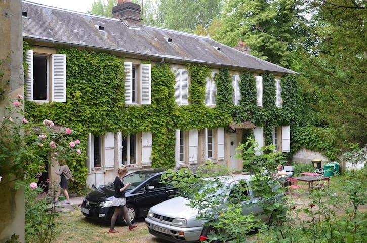Studio de 30 m2 de charme - Bus-Saint-Rémy - Daire