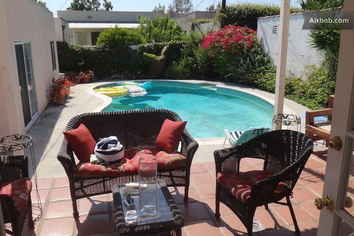 Cozy Studio Beverly Hills & Pool - Beverly Hills - Muu