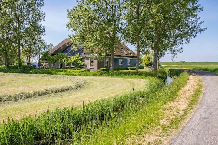 De Traphoeve | Rustic Farmhouse - Schagen - Daire