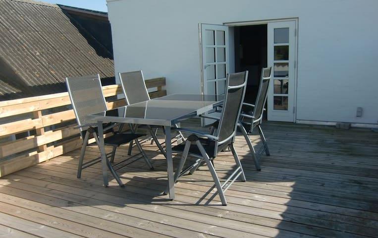 Rekreativ ferie og fritid på Helnæs - Ebberup - Appartement
