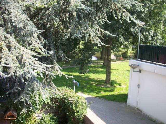 105m2 enjoying nature and extra's - Dordrecht - Apartamento