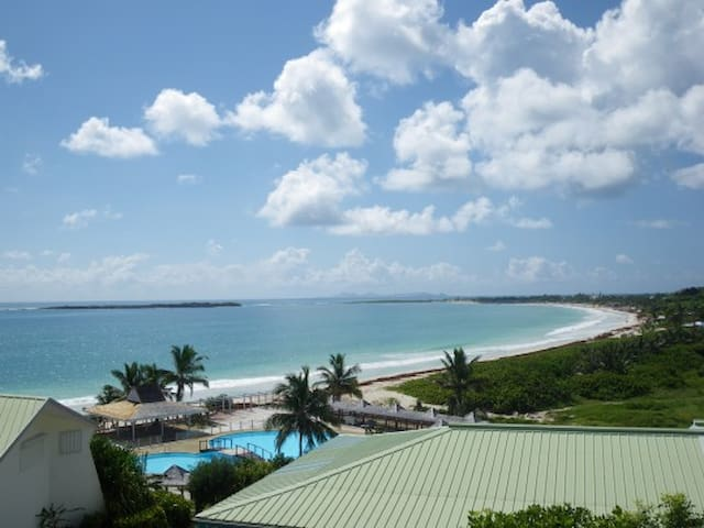 Caribbean - St Martin - Studio - 瓜達盧佩(Guadalupe) - 公寓