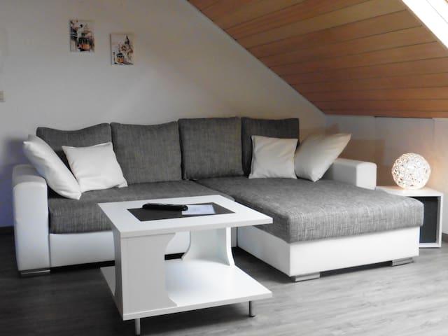 a modern flat  / apartment  - Rheinstetten