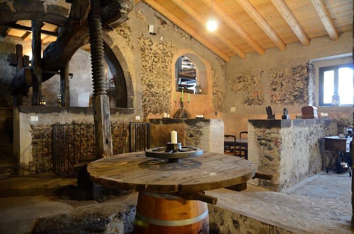 Il Tanaceto, country house - Castiglione di Sicilia