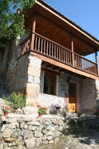 Casa Asturiana, La Riera, Covadonga - La Riera de Covadonga - Casa