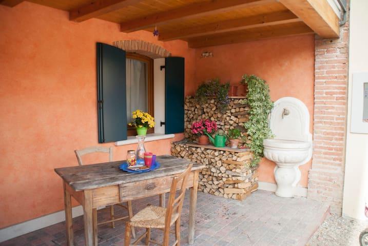 Casetta della Pia -  - Santa Giustina - Maison