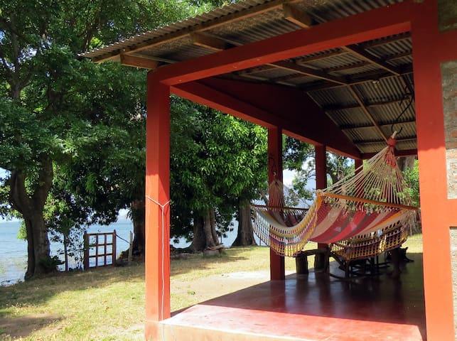 Casita Punta de Guavas on Ometepe - Mérida - Huis