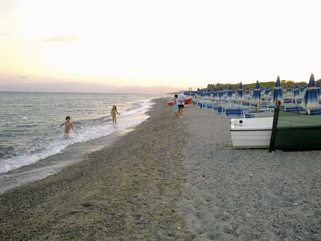 Calabria sul Mare, vicino ai Monti. - Sellia Marina - Apartemen
