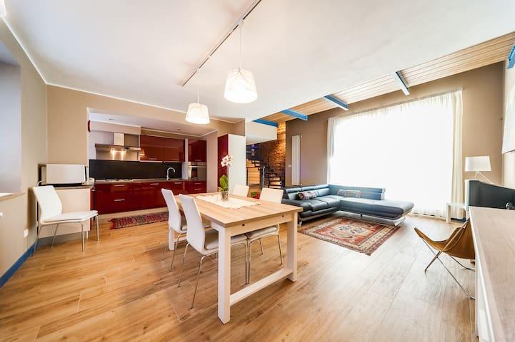 AL FIENILE - Varese - Lägenhet