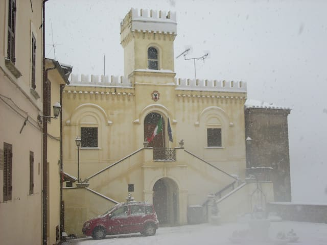 Miniappartamenti storico-culturali  - Stimigliano - Casa
