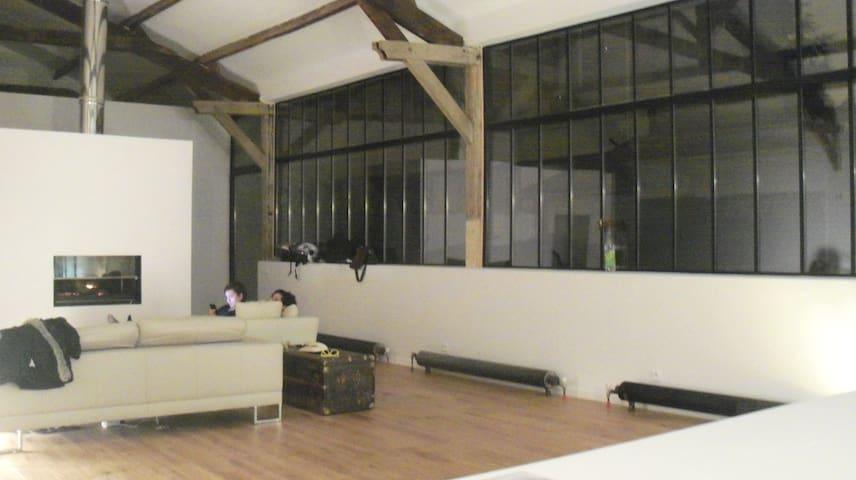 Loft / Artist studio - Colombes - Loft