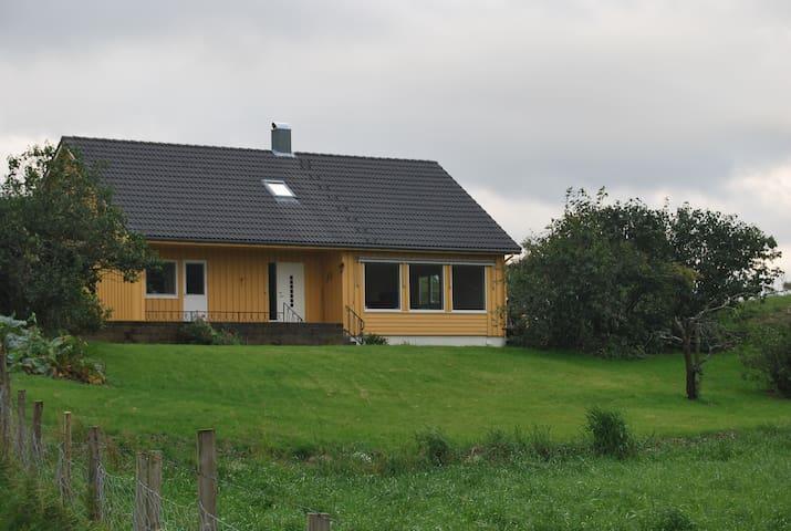 Eikeland Gard, Bjerkreim - Bjerkreim