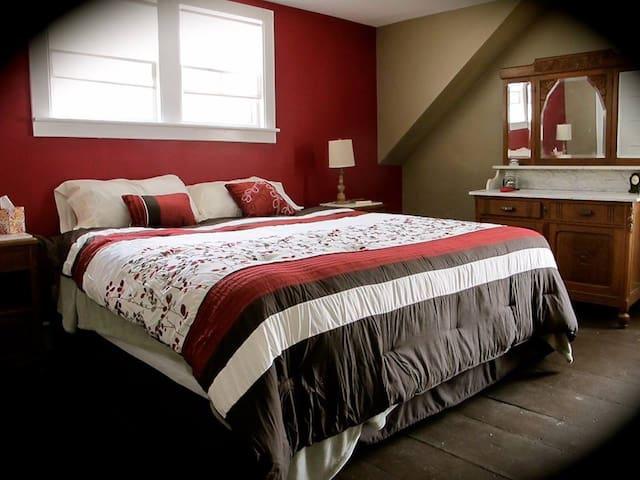 The Apple Crisp Room - Brookline - Bed & Breakfast