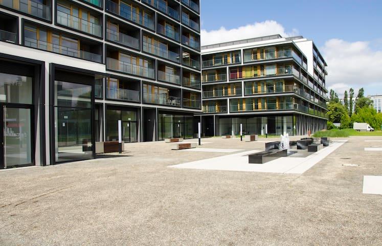MODERN STUDIO-APART IN GREEN  2012  - Ząbki - Appartement