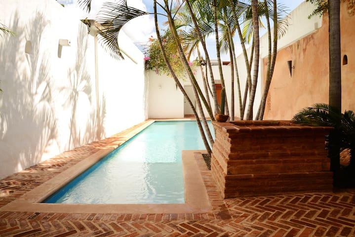 Cosy apartment with pool - Santo Domingo - Lägenhet