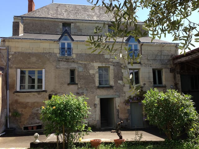 Charming house in the Loire Valley - Saumur - Casa