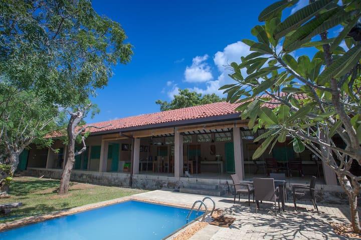 Yala Villa  - Kirinda