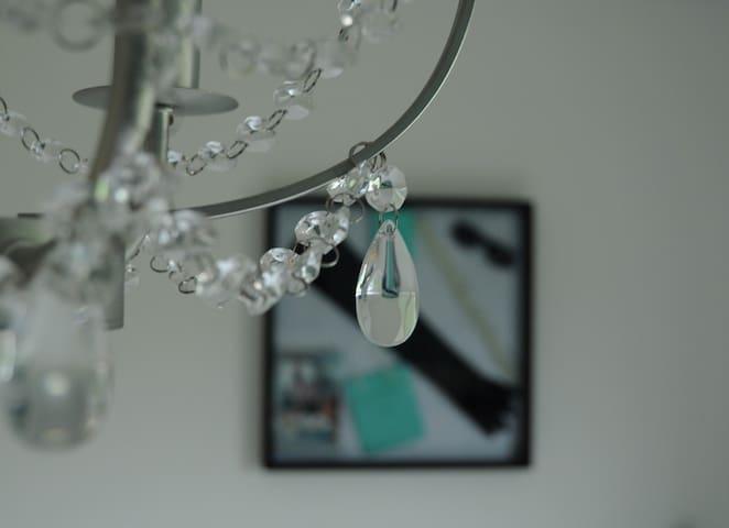 Wild Atlantic Way-Modern Country Home-Tiffany Room - Kilcolgan - Bed & Breakfast