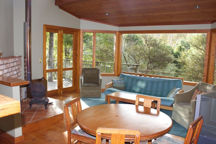 Matakana Escape - Farmstay cottage - Big Omaha - Apartamento