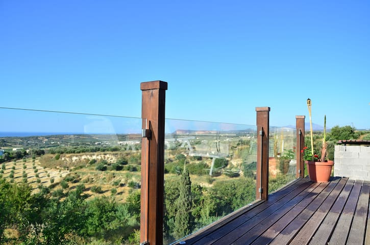 SPECIAL MAY OFFER  stunning sensational seaview - Rethymno - Huis