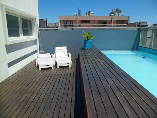 PALERMO STUDIO WITH POOL AND SAUNA - Buenos Aires