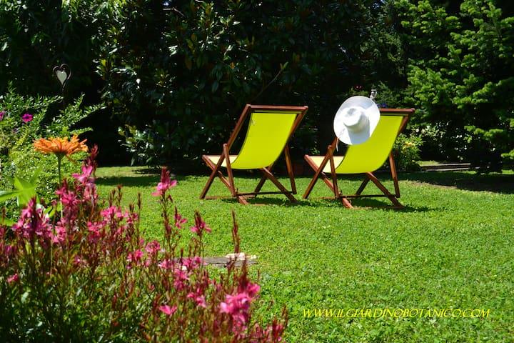 B&B Il Giardino Botanico Jasmine - Maslianico