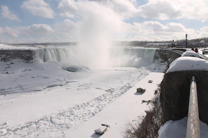 Spectacular Fallsview Modern House - Niagara Falls - Hus
