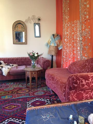 Cosy stay in the old foresters home - Kruibeke