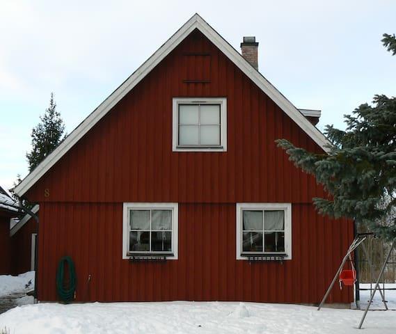 House in Dalarna, Sweden - Falun