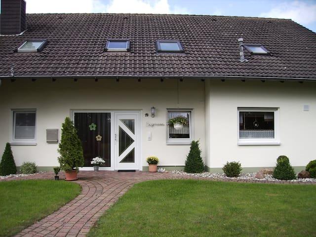 Ferienwohnung Siegmann  - Meißner - Lägenhet