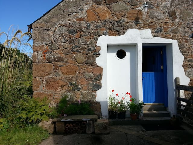 Courtyard Cottage, near Culzean - Kirkoswald, South Ayrshire - Hus