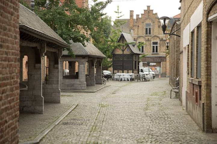 Apartment in the centre of Ypres - Ieper