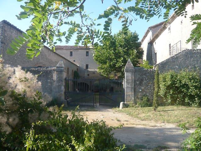 graines de lune loft d'hôtes - Saint-Victor-de-Malcap - Çatı Katı