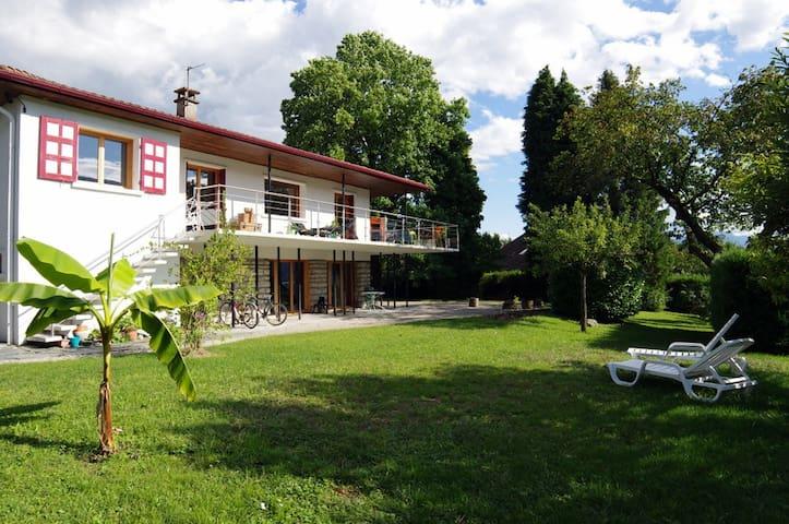 Aix les Bains T3 60m² 3* LAKE VIEW - Viviers-du-Lac