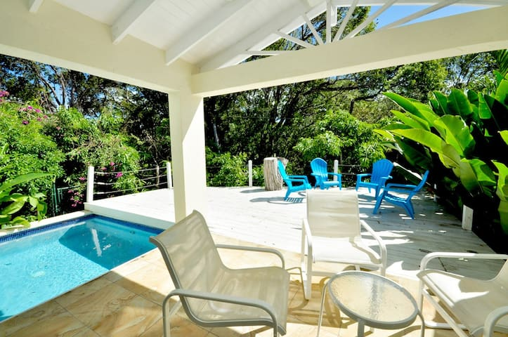 Barbados Villa with pool - Mount Standfast - Дом