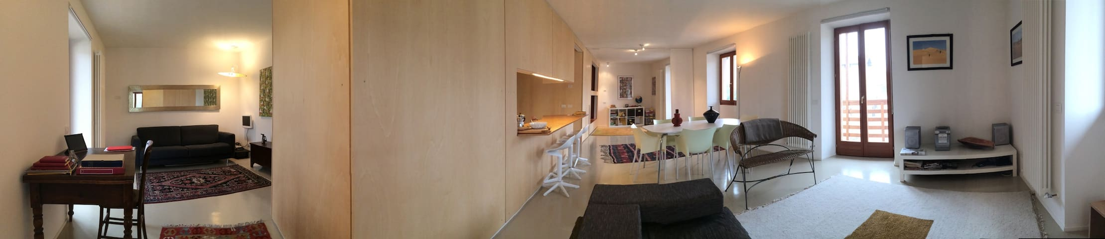 Your Design Apartment in the Alps - Lasino - Appartement