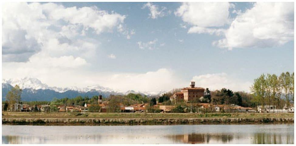 Cascina del Castello - Il Ciliegio - Briona - Hus