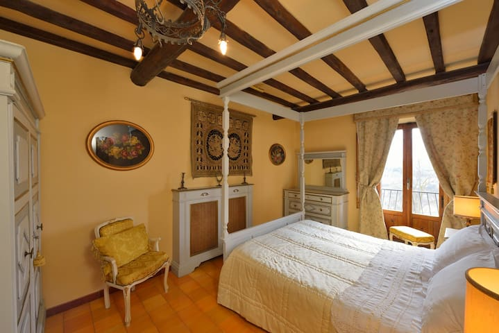 Jasmine Tea Apartment in the center - Montepulciano - Huoneisto