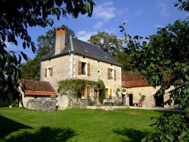 La Marjayre - Saint-Michel-de-Bannières - Hus