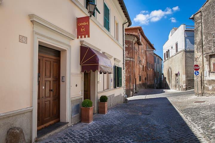 Vintage Room - Tarquinia