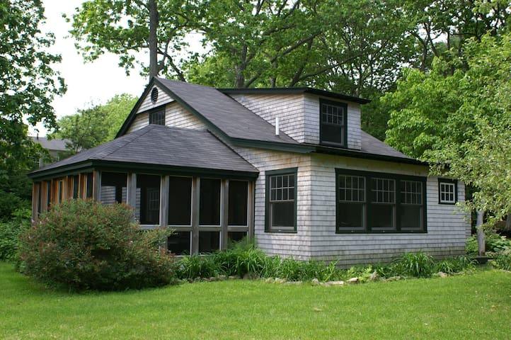 Charming Coastal Maine Cottage - Kittery - Hus