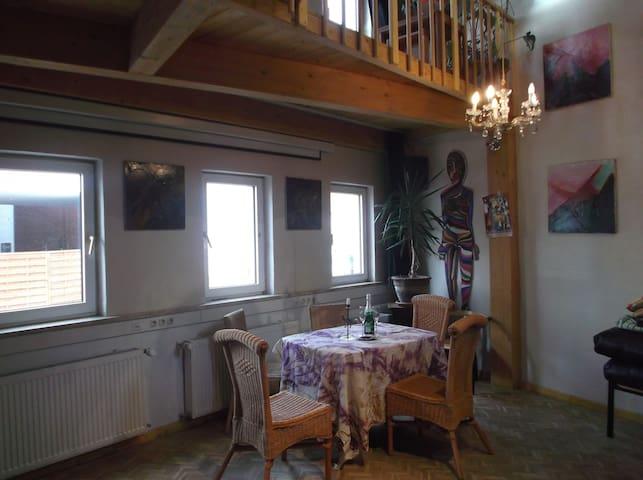 Kleines neu gestaltetes Haus - Worms - House