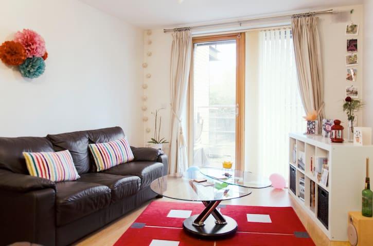Double room one hour from Dublin - Navan - Appartement