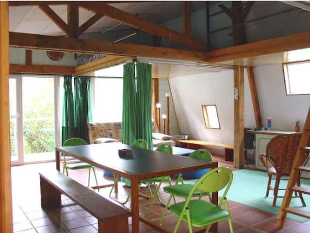 les Gîtes du Chêne-Vert - Chabanais - 牧人小屋