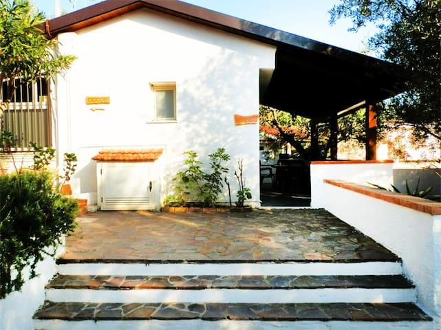 Casa Vacanze Libeccio in Cilento - Palinuro - Huis