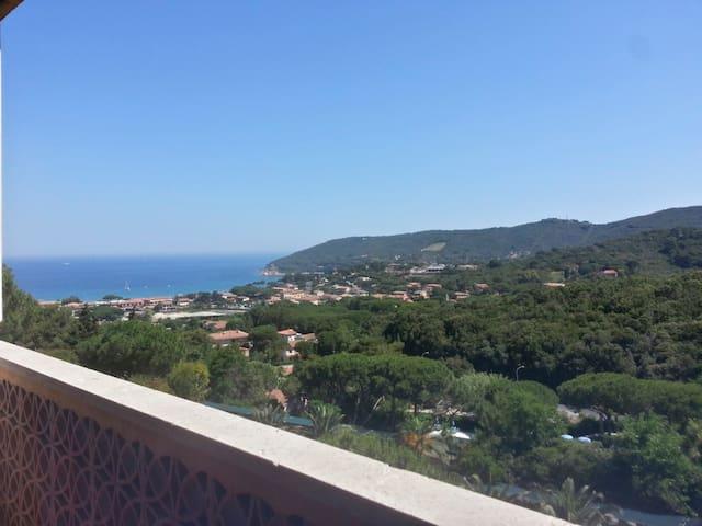 sunny apartment in Elba - Isola d'Elba, Comune di Marciana, frazione di Procchio